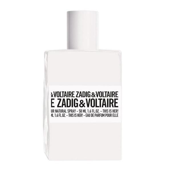 Zadig&voltaire this is her eau de parfum 100ml vaporizador