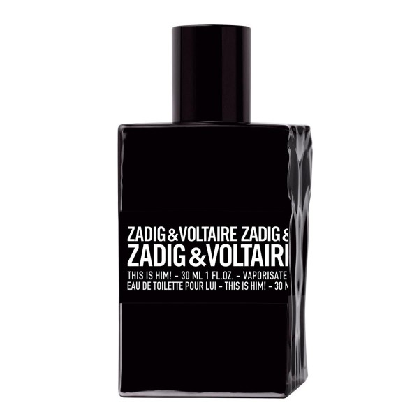 Zadig&voltaire this is him eau de toilette 30ml vaporizador