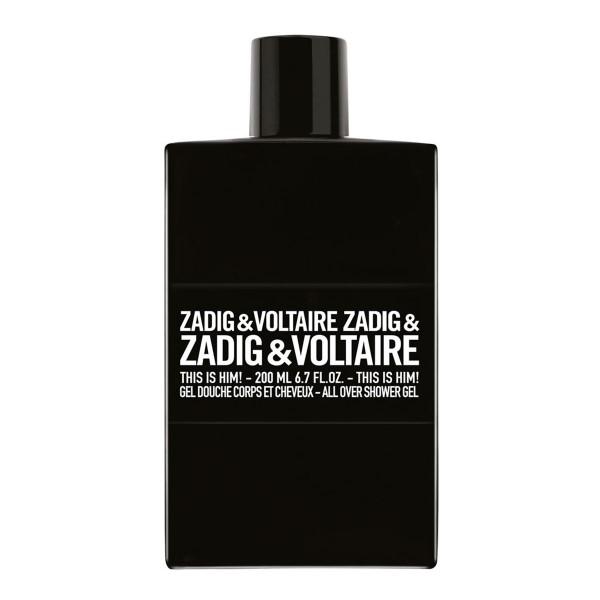 Zadig&voltaire this is him gel de baño 200ml