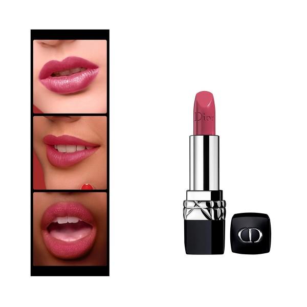 Dior rouge dior barra de labios 663