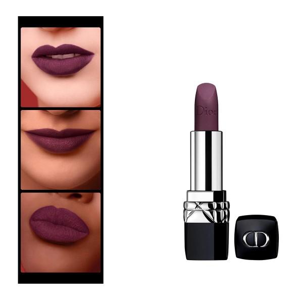 Dior rouge dior matte barra de labios 962