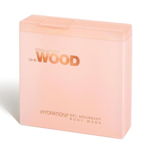 Dsquared she wood gel de baño 200ml