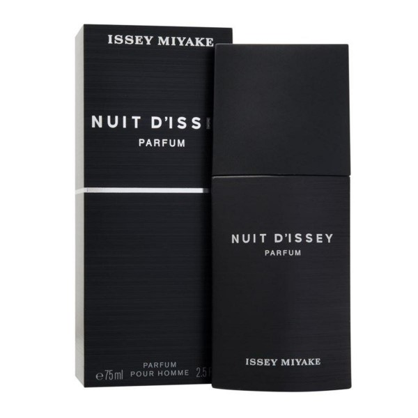 Issey miyake nuit d'issey parfum pour homme 75ml vaporizador