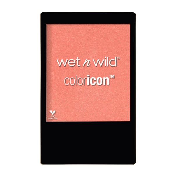 Wetn wild color icon blush pearlescent pink