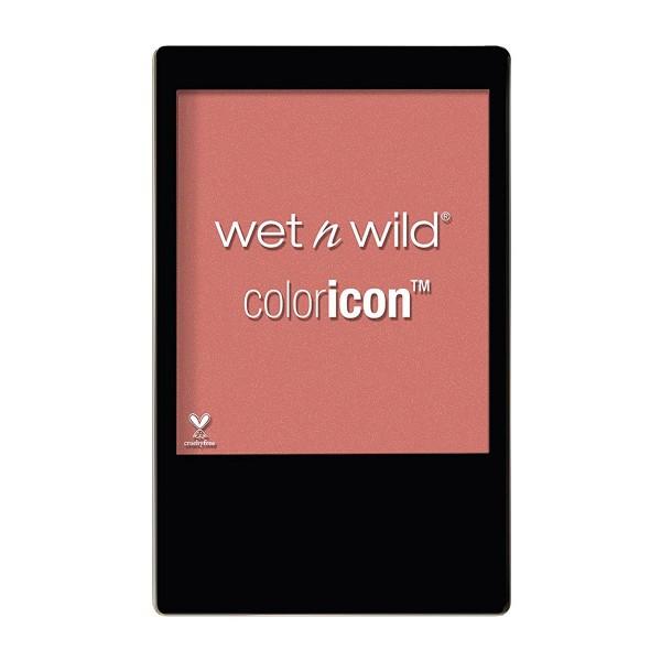 Wetn wild color icon colorete compacto rose champagne