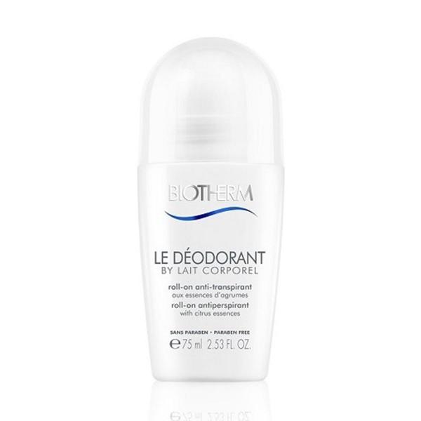 Biotherm biotherm leche corporal desodorante 75ml