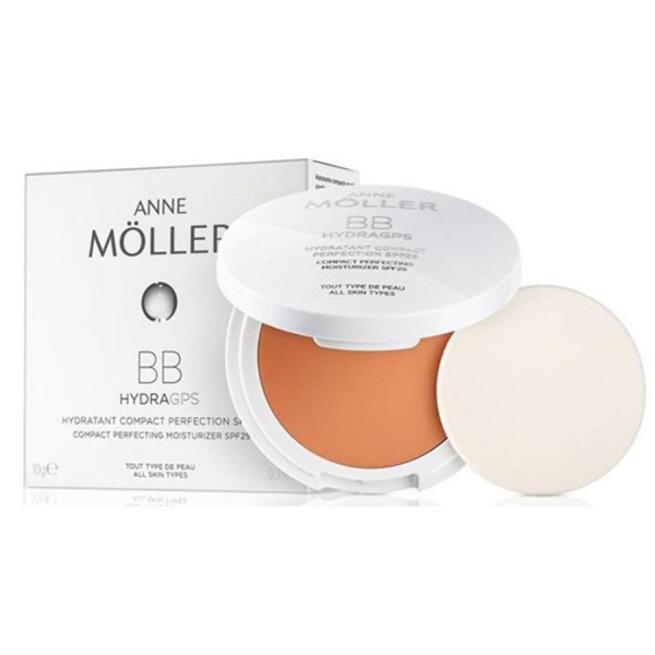 Anne moller hydragps bb compact moisturizer spf25 10gr