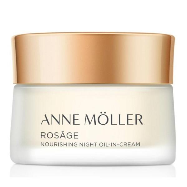 Anne moller rosage night oil in crema 50ml