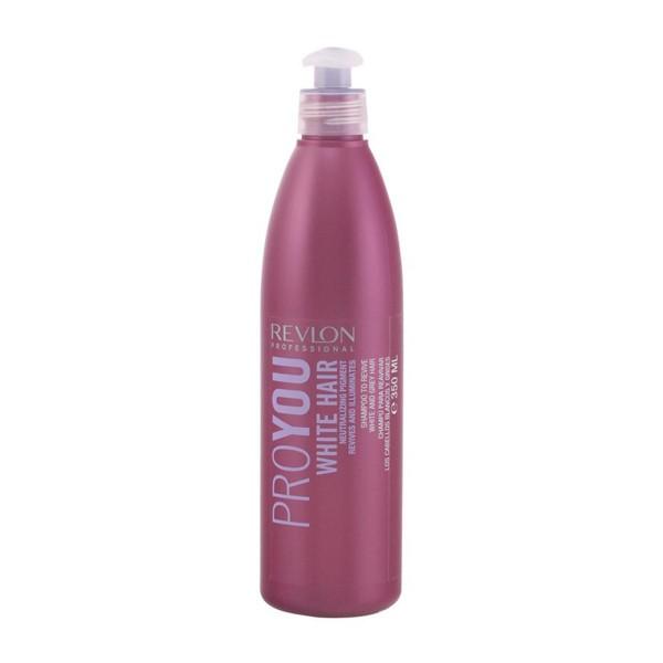 Revlon proyou champu cabello blanco 350ml