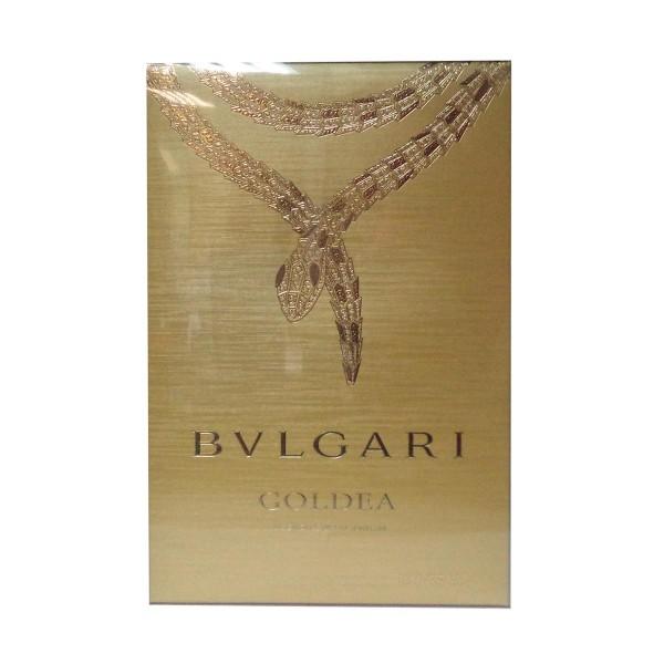 Bvlgari goldea eau de parfum 90ml vaporizador + neceser