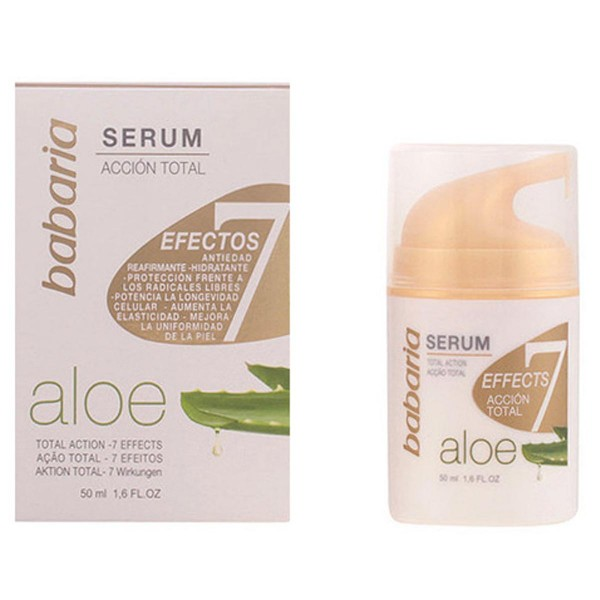 Babaria aloe 7 efectos serum 50ml