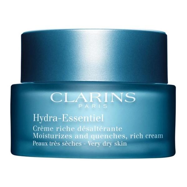 Clarins hydra-essentiel crema rica desalterante piel seca 50ml