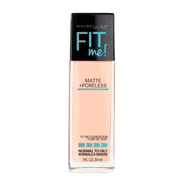 Maybelline fit me matte base 130 buf