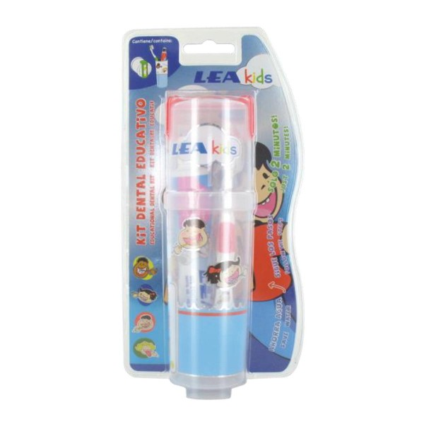 Lea kids kit dental educativo