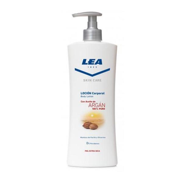 Lea skin care locion aceite de argan piel seca 400ml