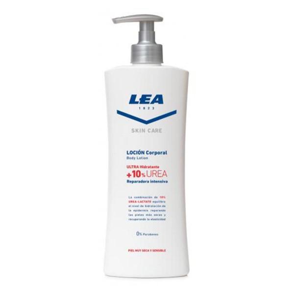 Lea skin care locion ultra-hidratante 10% urea piel muy seca 400ml