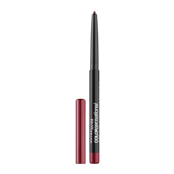 Maybelline color sensational perfilador labial 110 rich