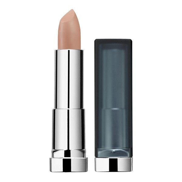 Maybelline color sensational mattes nudes barra de labios 981 purely nude