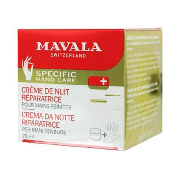 Mavala mavala crema de noche reparadora 75ml