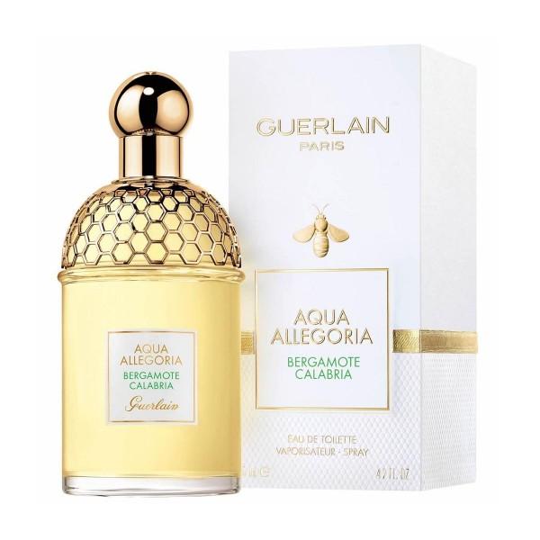 Guerlain aqua allegoria bergamote calabria eau de toilette 125ml vaporizador