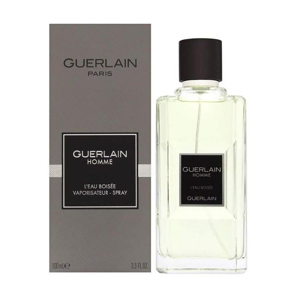 Guerlain homme l'eau boisee eau de toilette 100ml vaporizador