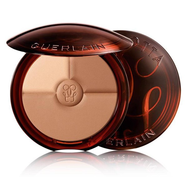Guerlain sun trio bronzant powder deep brown