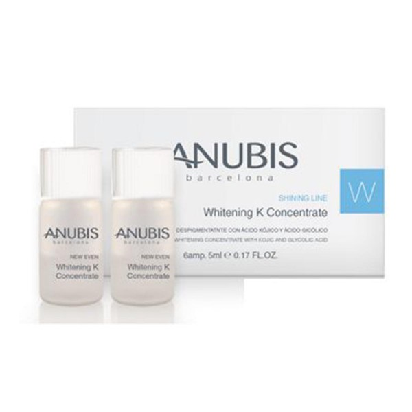 Anubis shining line whitening k concentrate 30ml