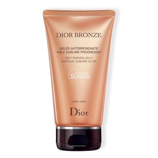 Dior bronze gelee autobronzante for body jelly gradual sublime glow 150ml