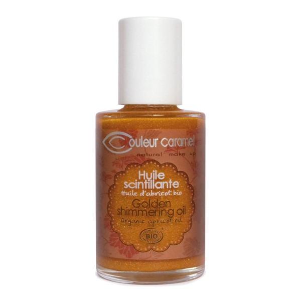 Couleur caramel couleur caramel huile scintillante 30ml