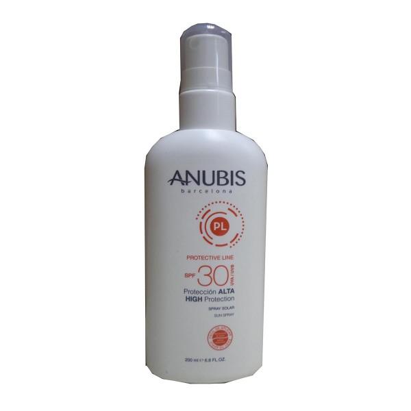 Anubis protective line spray spf30 200ml vaporizador