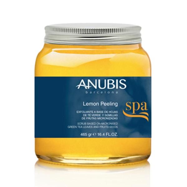 Anubis spa peeling exfoliante lemon 465ml