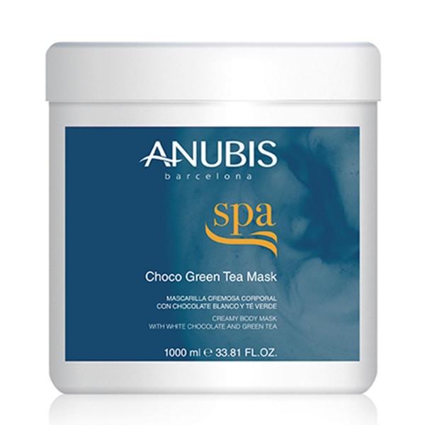 Anubis spa mascarilla choco green tea 1000ml