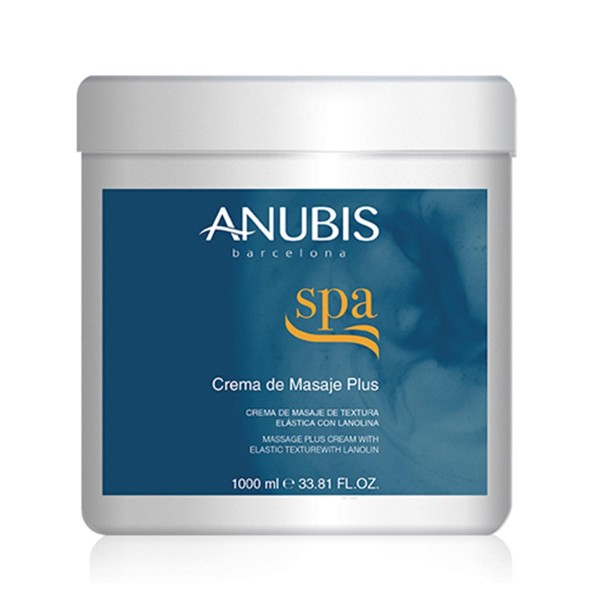Anubis spa crema de masaje plus 1000ml