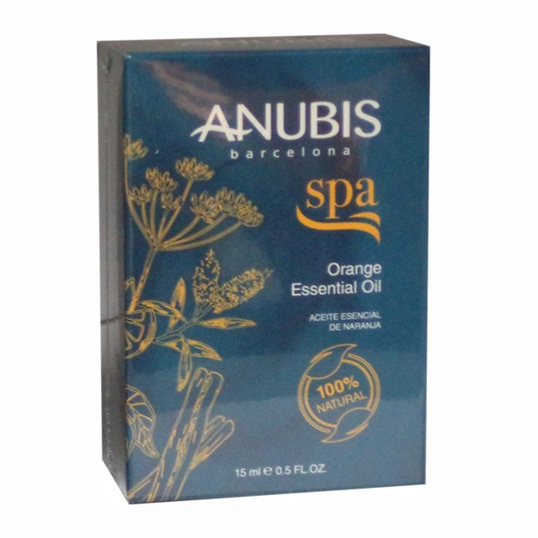 Anubis spa essential oil orange 15ml