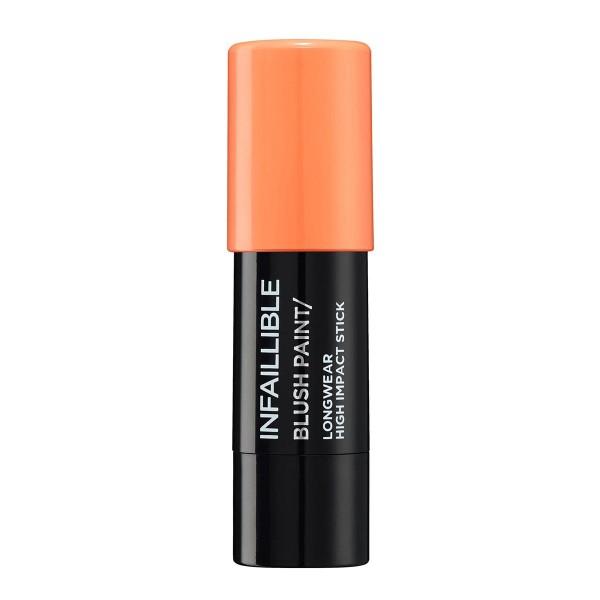 L'oreal infallible blush paint high impact stick 02 tangerina