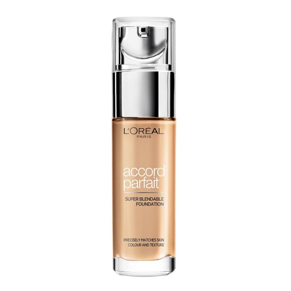 Loreal accord parfait foundation 3.5n peach