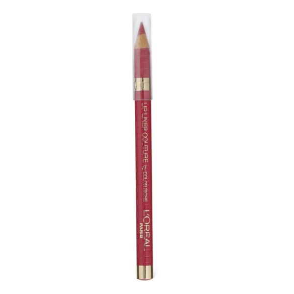 Loreal lip liner couture color riche perfilador labial 258