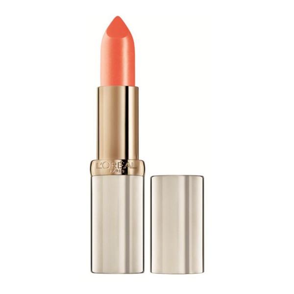Loreal color riche barra de labios 163 orange magique