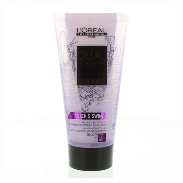 Loreal wild stylers gel crema sleek & swing 150ml