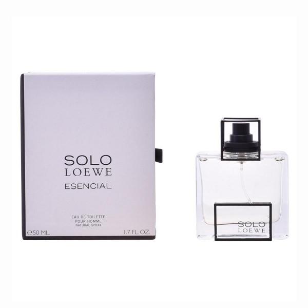 Loewe solo loewe esencial eau de toilette pour homme 50ml vaporizador