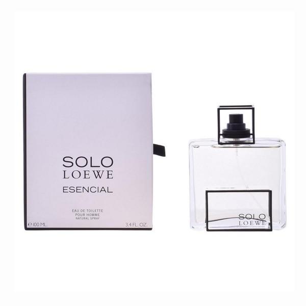 Loewe solo loewe esencial eau de toilette pour homme 100ml vaporizador