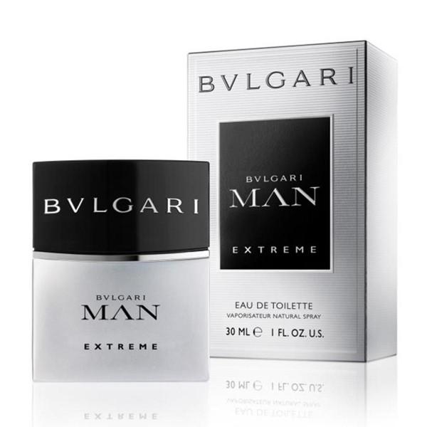 Bvlgari man extreme eau de toilette 30ml vaporizador