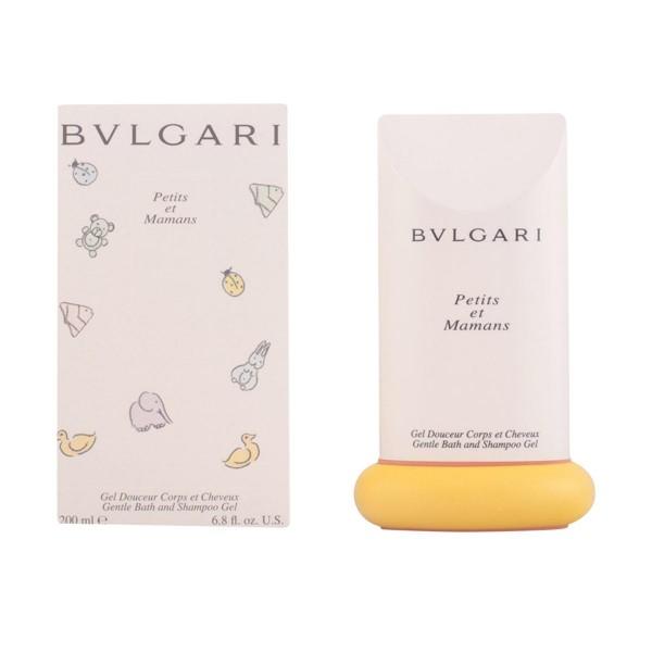 Bvlgari petit et mamans gel de baño y champu 200ml