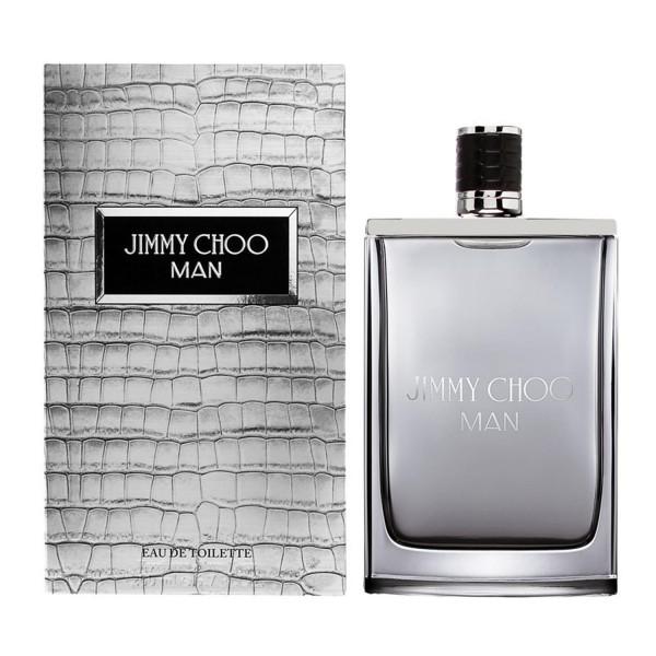Jimmy choo man eau de toilette 200ml vaporizador
