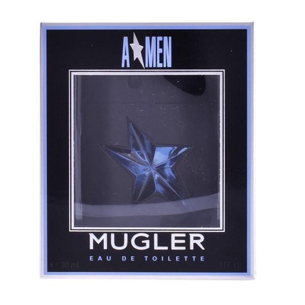Thierry mugler a*men eau de toilette recarga 30ml vaporizador