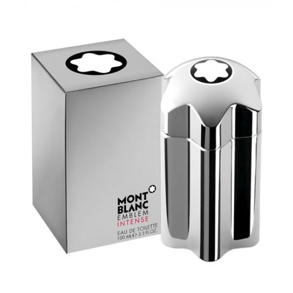 Montblanc emblem eau de toilette intense 100ml vaporizador
