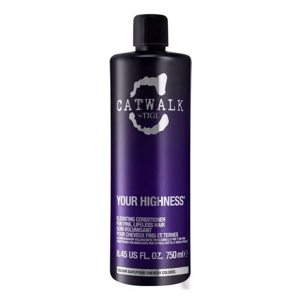 Tigi catwalk your highness acondicionador cabello fino 750ml