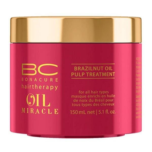 Schwarzkopf bonacure oil miracle brazilnut oil pulp tratamiento 150ml