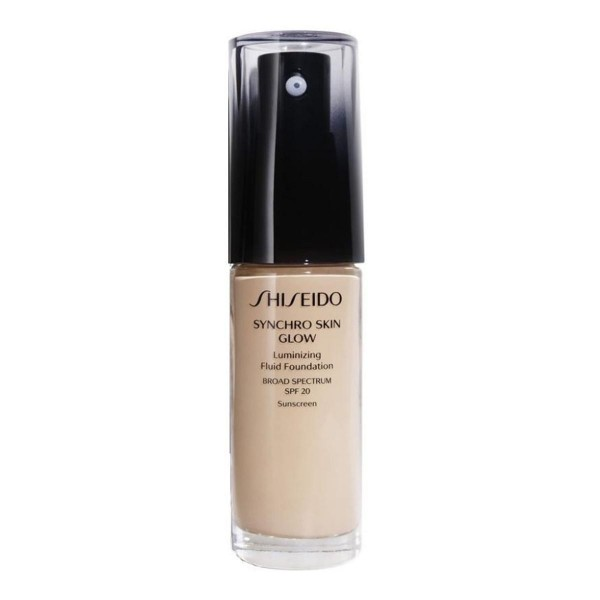 Shiseido synchro skin glow luminizing base fluida w110 30ml