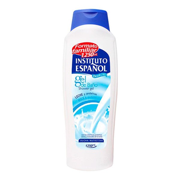 Instituto español leche gel de ducha 1250ml